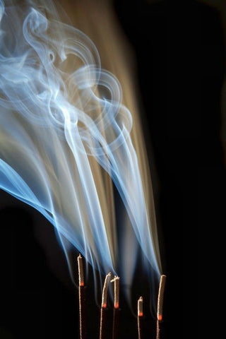 Perfume Class INCENSE: RITUAL and AROMA THROUGH THE VEIL OF SMOKE