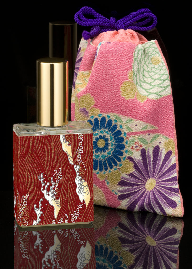 Geisha Perfume Marron Set