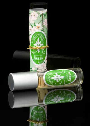Geisha GREEN Roll-on Perfume Oil