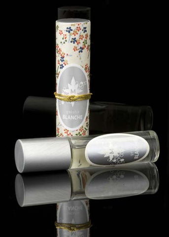 Geisha BLANCHE Roll-on Perfume Oil