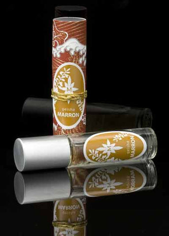 Geisha MARRON Roll-on Perfume Oil