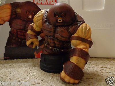 Juggernaut Mini Bust Statue X-Men Marvel Gentle Giant New