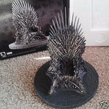 Game of Thrones 7 inch Iron Throne Statue HBO Dark Horse NEW - Itemsforless
