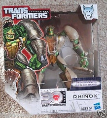 Transformers Generations Thrilling 30 2014 Maximal Rhinox   NEW