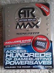 Datel Action Replay Max Sony PSP & 64 MB Memory Card Brand New codejunkies - Itemsforless