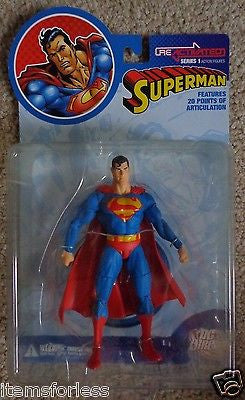 Superman Action figure Reactivated Series 1 DC Direct - Itemsforless