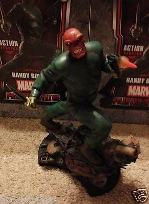 Red Skull Bowen Action Statue Captain America Villain Marvel