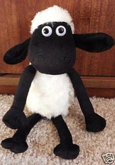 "Shaun the Sheep Plush Stuffed Doll NEW 10.5"" - Itemsforless"