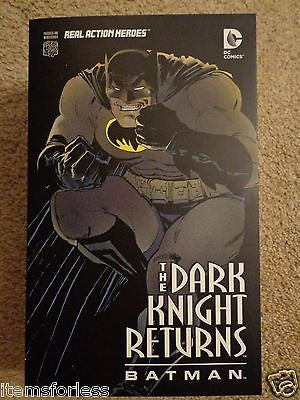 Batman The Dark Knight Returns Real Action Heroes Medicom Diamond DC Comics