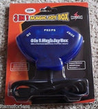 Playstation PS2 Gamecube Xbox controller adapter on PC Computer Mayflash NEW - Itemsforless