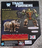 Transformers Generations Thrilling 30 2014 Maximal Rhinox   NEW - Itemsforless