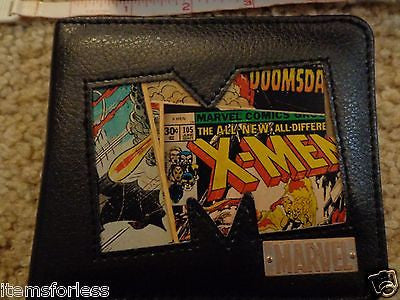 Marvel Comics Wallet Xmen Brand New in Metal Tin