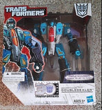Transformers Generations Thrilling 30 2014 Decepticon DoubleDealer  NEW - Itemsforless