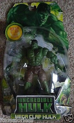 Mega Clap Hulk Hasbro Marvel new figure