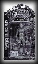 Universal Studios Monsters The Creature from the Black Lagoon Silver Screen Edition -  ITEMSFORLESS