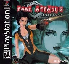 Fear Effect 2: Retro Helix - PlayStation - Itemsforless