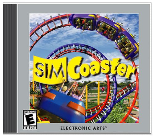 SimCoaster (Jewel Case) - PC - Itemsforless