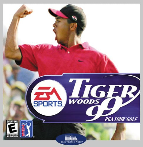 Tiger Woods 99 (Jewel Case) - PC - Itemsforless