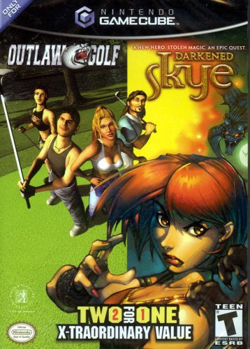Outlaw Golf / Darkened Skye - Itemsforless