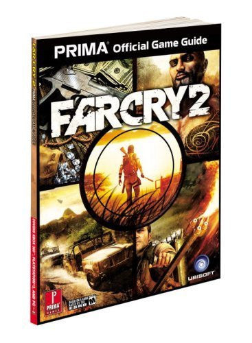 Far Cry 2: Prima Official Game Guide (Prima Official Game Guides) Paperback - October 21, 2008 - Itemsforless