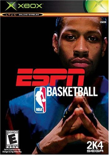 ESPN NBA Basketball 2k4 - Xbox - Itemsforless