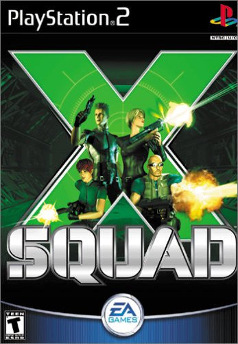 X-Squad - PlayStation 2 -  ITEMSFORLESS