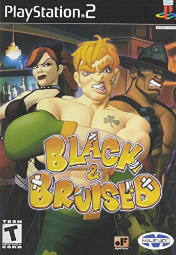 Black & Bruised - PlayStation 2