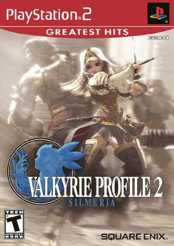 Valkyrie Profile 2: Silmeria - PlayStation 2 -  ITEMSFORLESS