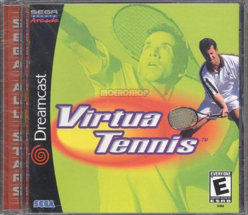 Virtua Tennis - Sega Dreamcast -  ITEMSFORLESS