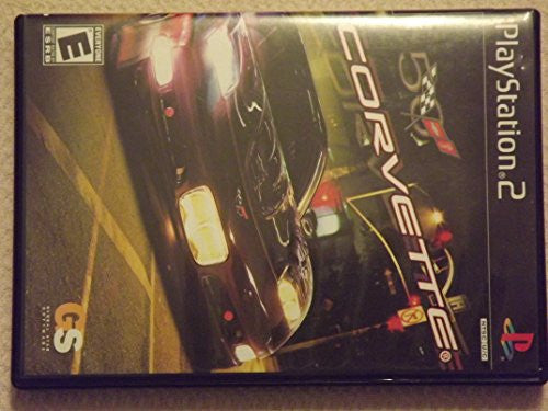 Corvette PlayStation 2