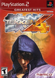 PS2 Tekken 4 (Greatest Hits) - Itemsforless
