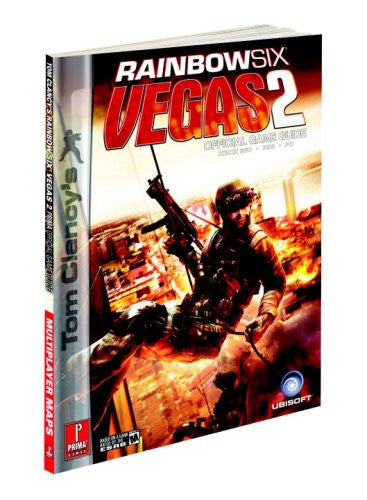 Tom Clancy's Rainbow Six Vegas 2: Prima Official Game Guide (Prima Official Game Guides) (Prima Official Game Guides) - Itemsforless