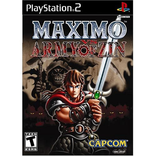 Maximo vs Army of Zin - PlayStation 2 - Itemsforless