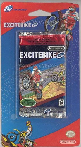 E-reader Excitebike [Game Boy Advance] - Itemsforless