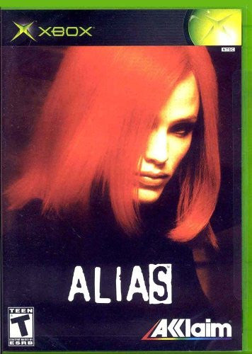 Alias Xbox game