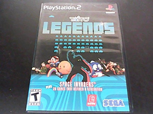 Taito Legends - Itemsforless