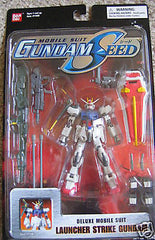 Gundam Seed Launcher Strike Gundam Brand New - Itemsforless