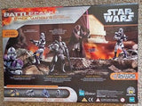 Mace Windu's Attack Battalion Star Wars New Target Exclusive Hasbro - Itemsforless