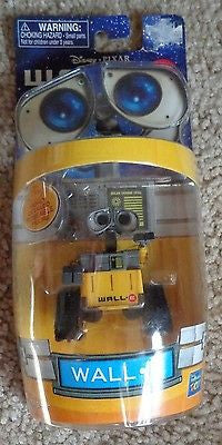 Wall E Thinkway Toy Disney Pixar Action Figure -  ITEMSFORLESS        - 1
