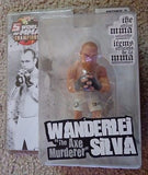Wanderlei Silva Round 5 world of MMA Champions Figure Xtreme Couture Pride -  ITEMSFORLESS        - 1