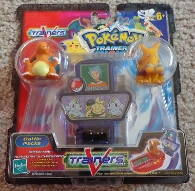 Pokemon Trainers Choice V 2.0 Brawly Alakazam Charizard New Battle Pack - Itemsforless