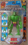Shape Shifters Hulk Marvel Figure Brand New Rare Toy Biz - Itemsforless