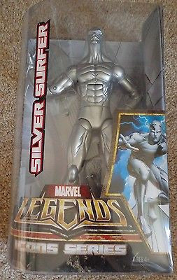 Silver Surfer Marvel Legends Icons Series Hasbro New - Itemsforless