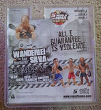 Wanderlei Silva Round 5 world of MMA Champions Figure Xtreme Couture Pride -  ITEMSFORLESS        - 2