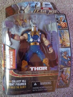 Thor Marvel Legends Blob build a figure Series New