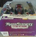 Transformers Starscream Surpreme Class Action Figure Lights and Sounds NEW - Itemsforless