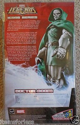 Dr Doom Marvel Legends Icons Series Brand New Hasbro fantastic four