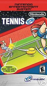 Tennis-e (Game Boy Advance) brand new for e reader - Itemsforless