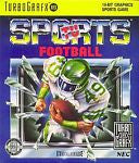 TV Sports Football (Turbo Grfx, TurboGrafx-16) Brand New - Itemsforless