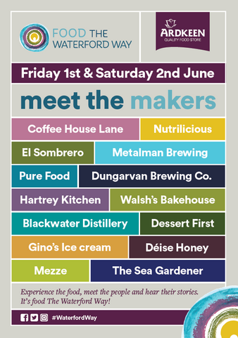 Food the Waterford Way Meet the Makers 2018